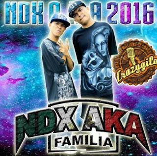 Download Lagu NDX A.K.A Mp3 Full Album (2016)