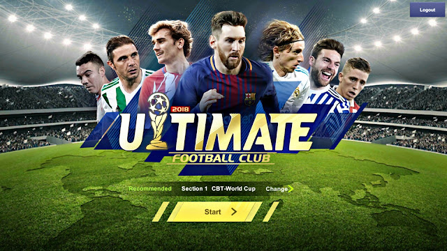 Download Ultimate Football Club 2018 Android