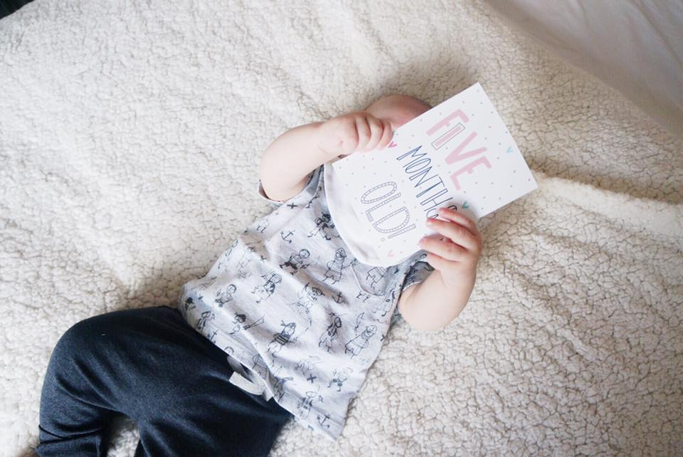 Rory's Five Month Update | Baby Updates