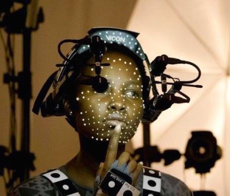 Lupita Nyong'o in Star Wars