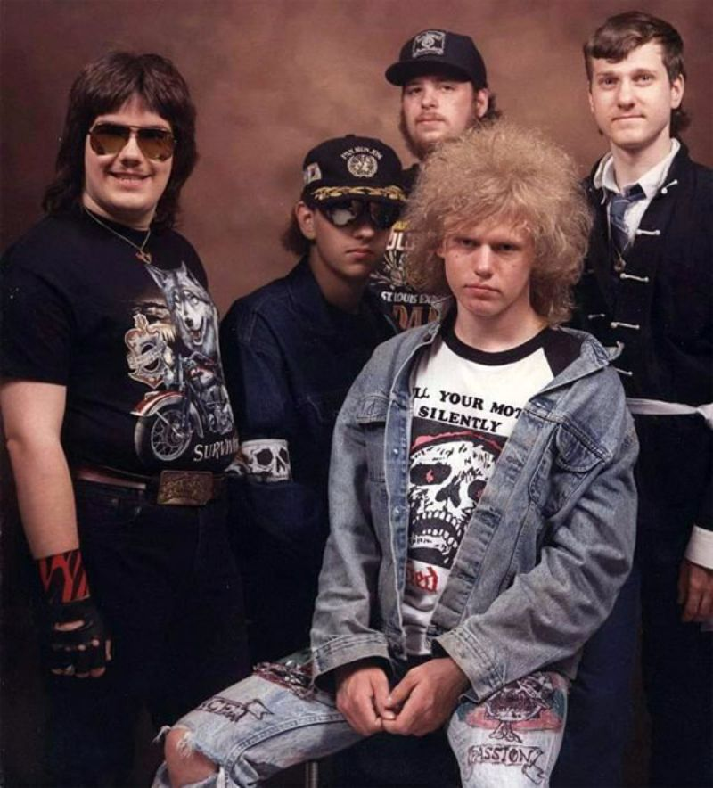 14 of the Worst Metal Band Promo Photos of All Time