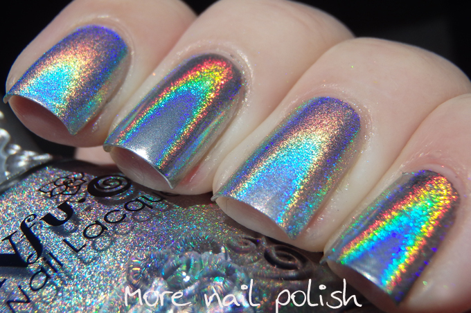 Holo Glitter Nail Polish - Nails Gallery