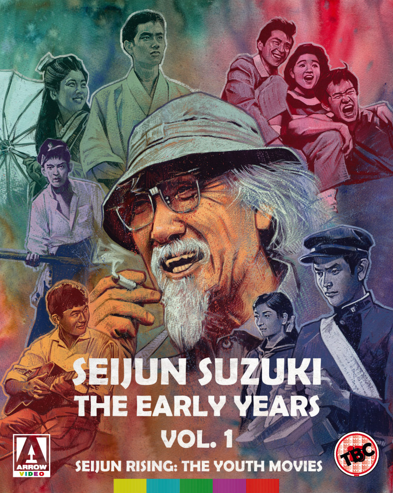 arrow video seijun suzuki