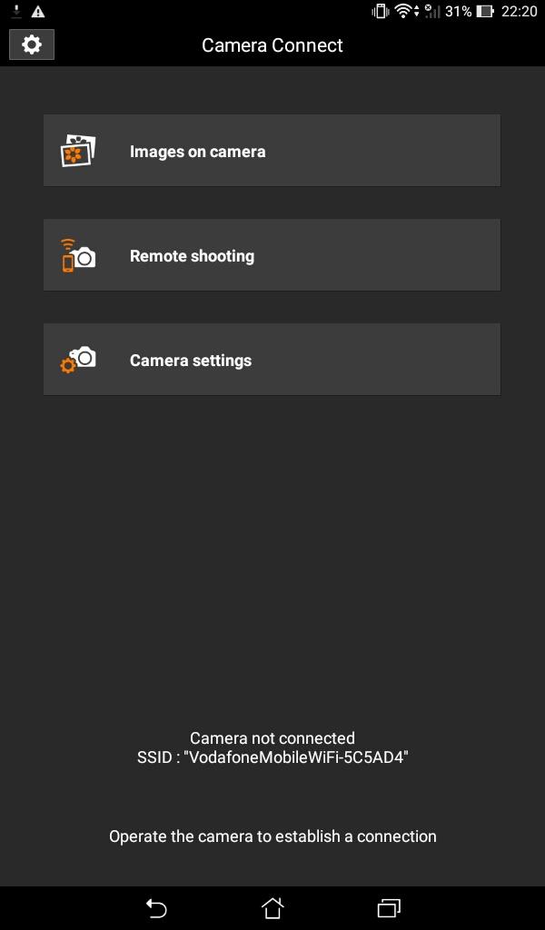Canon Camera News 2019: Canon EOS / PowerShot Remote Shooting App