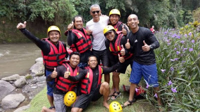 Obama holiday in Bali, Barack Obama rafting in Bali, Michelle Obama, Rafting in Bali, adventure in Bali, Jokowi, President Jokowi