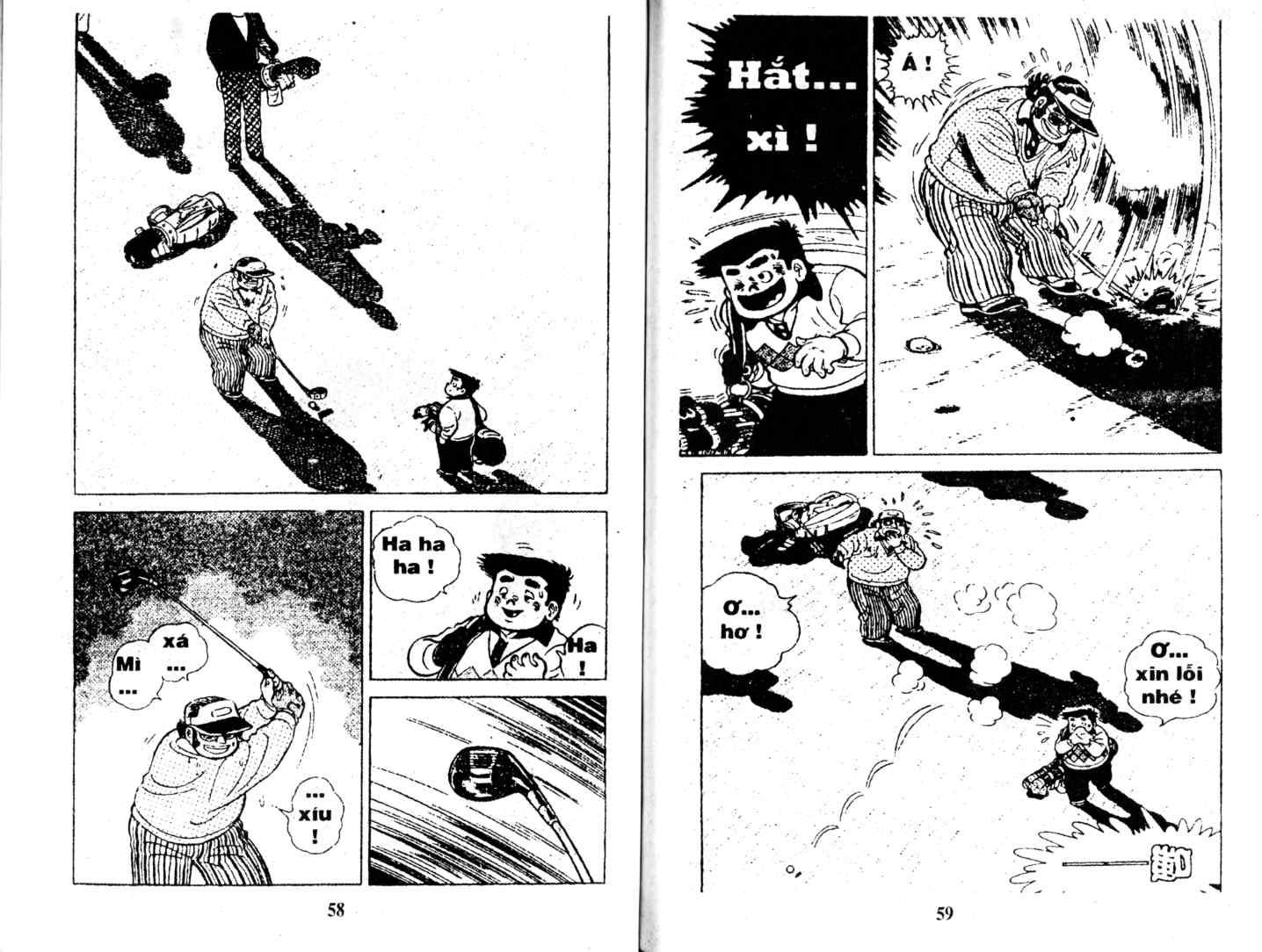 Ashita Tenki ni Naare chapter 14 trang 28