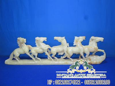Jual Patung Kuda Murah | Patung Kuda Batu Onix
