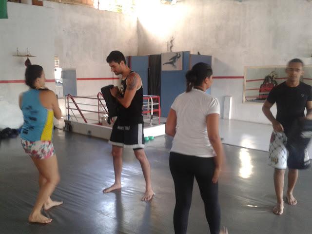 Convite Aula Defesa Pessoal - Academia Sigma - Muay Thai - Blog Mamãe Sortuda