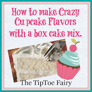 Blood Sucking Cupcakes | The TipToe Fairy #halloween #cupcakes #cupcakerecipes