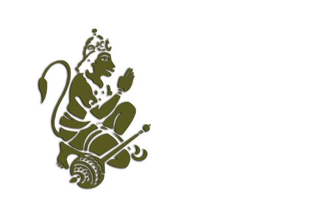 hanuman clipart free download - photo #10