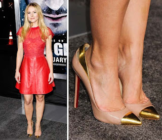 Ο λόγος που οι διάσημες φορούν μεγαλύτερα παπούτσια