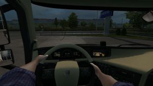 Hands On Steering Wheel version 2