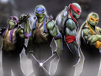 Review : Teenage Mutant Ninja Turtles 2014