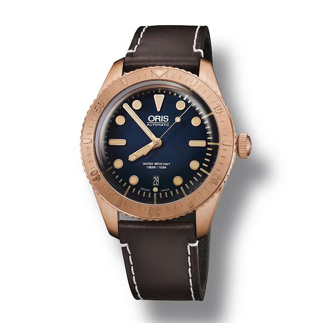 Oris Carl Brashear Limited Edition Mechanical Automatic Watch