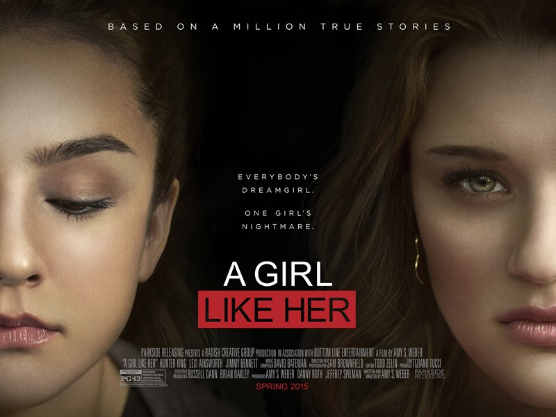 {Film} A girl like her