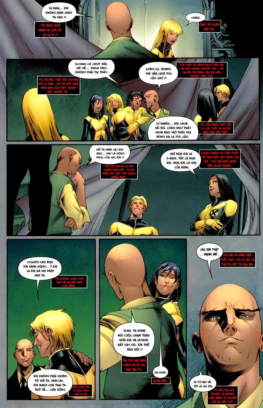 X-Men Necrosha chap 2 trang 7