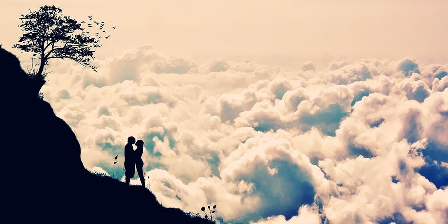 ảnh bìa Facebook cho các cặp đôi (couple) đẹp nhất 6