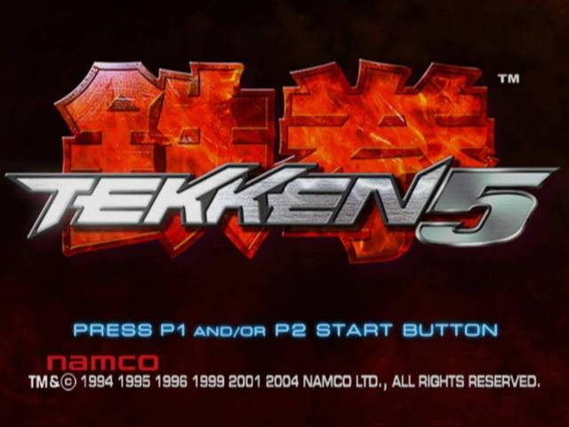 Tekken 5 Free Download For PC Game Full Version