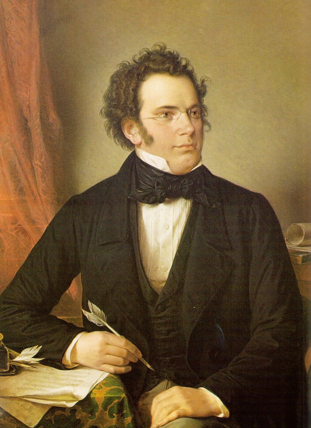 Welcome to Music Wonderland: 舒伯特 Franz Schubert