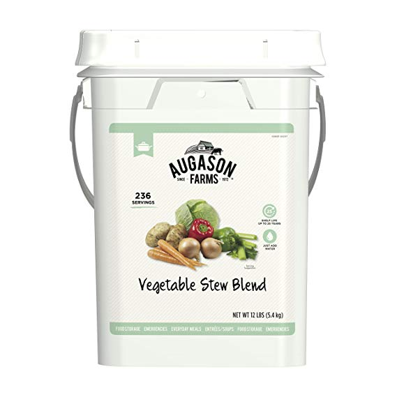 Augason Farms Vegetable Stew Blend