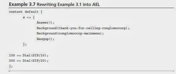 Asterisk and Free PBX: Configuring extensions ael