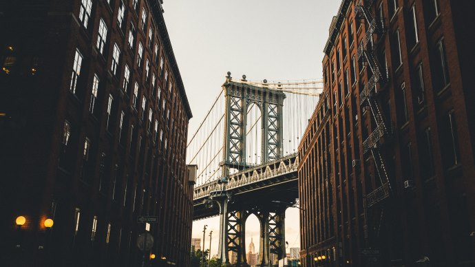 Wallpaper: New York Urban Vibes