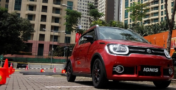 Suzuki Ignis Menantang Kalangan Urban