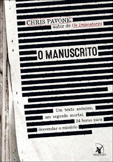 O Manuscrito (Chris Pavone)