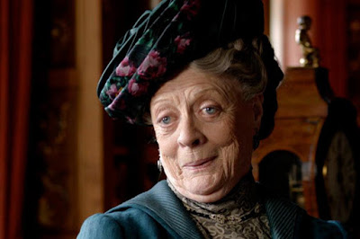 Veteran Actress Maggie Smith