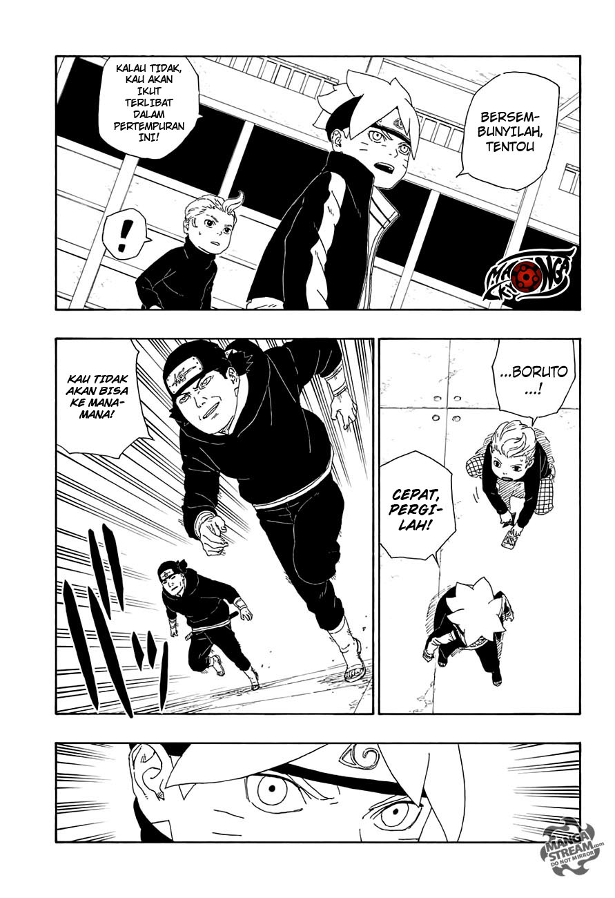 Boruto Chapter 14 Bahasa Indonesia