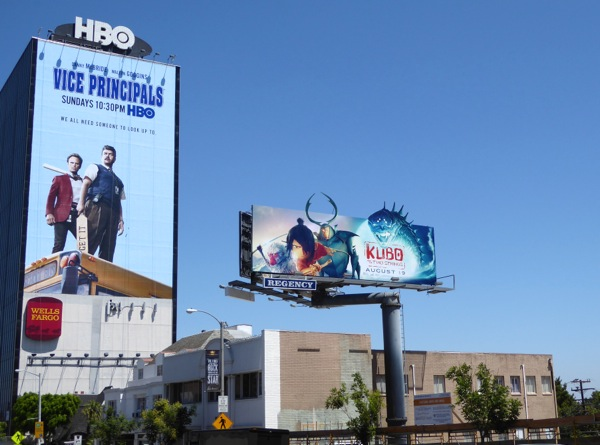 Kubo and the Two Strings billboard