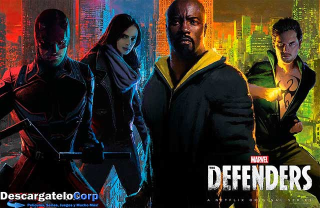The Defenders Temporada 1 HD Completa Latino