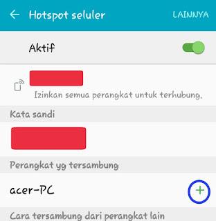 wi-fi seluler android