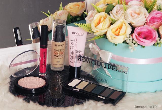 #20 Revers Cosmetics - kolorówka