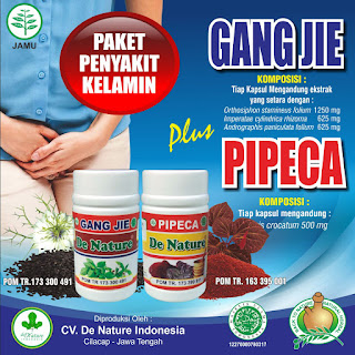 Herbal Gonore/Kencing Nanah