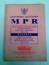 Instrumen Hukum Hak Asasi Manusia (HAM) Di Indonesia