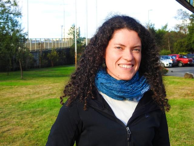 Maria Fernanda Toledo, médico cirujano y acupunturista