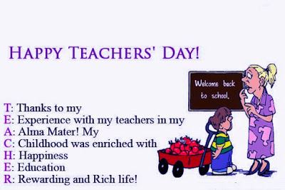 happy teachers day message images download