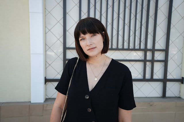Asymmetric blouse, Black top, Topshop, Mom Blog, fbloggers, fashion, style, postpartum, weightloss