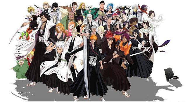 Film Anime Terpopuler Yang Wajib Ditonton - Bleach