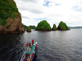 Pulau Wayang, Mininya Raja Ampat di Lampung