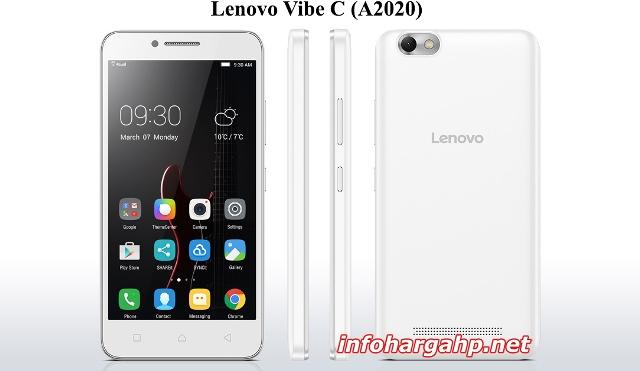 Harga Lenovo Vibe C (A2020), Spesifikasi Lenovo Vibe C (A2020), Review Lenovo Vibe C (A2020)