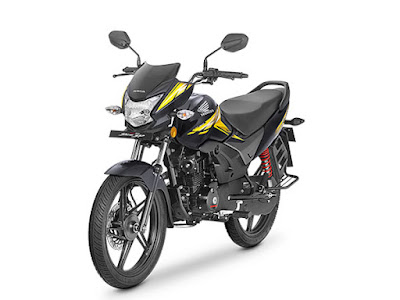 2017 Honda CB Shine SP with BSIV engine