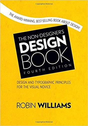 The Non-Designer's Design Book front cover
