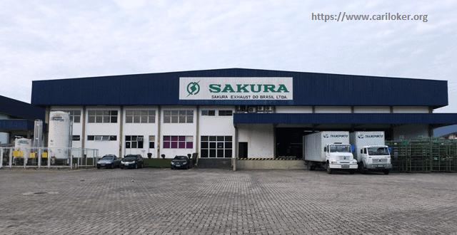 Info Lowongan PT Sakura Java Manufacturing Indonesia Terbaru 2018