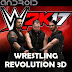 Wrestling Revolution 3D v1.571 WWE 2K17 MOD Unlocked
