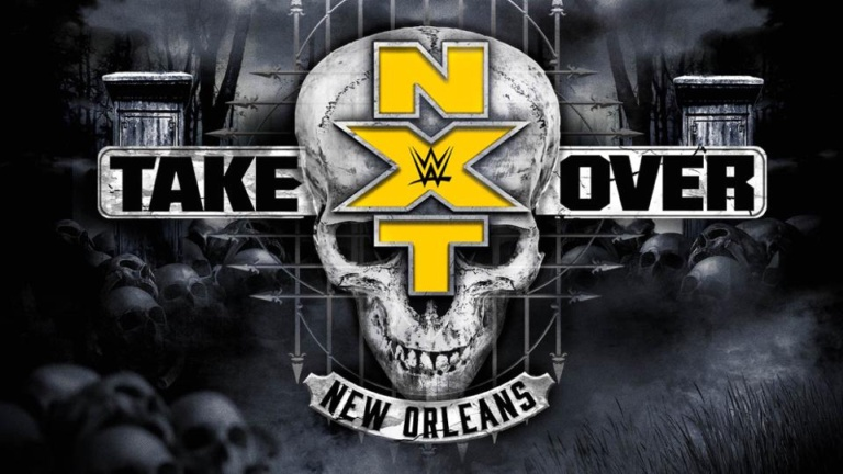 WWE NXT TakeOver New Orleans 2018 720p WEBRip 1.5Gb x264