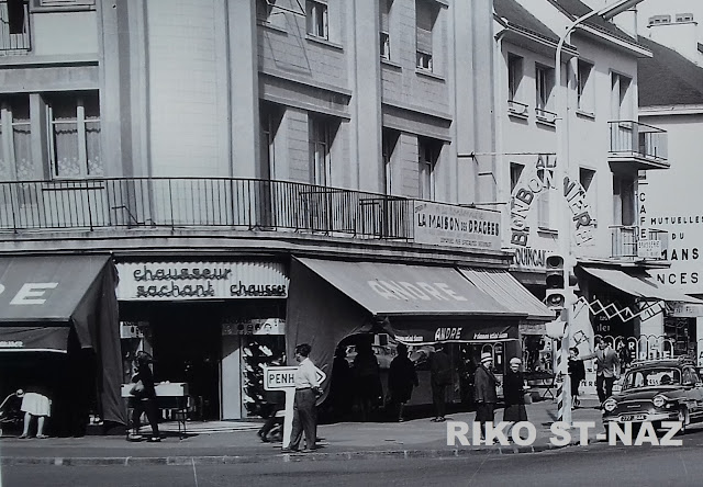 nazaire reconstruction d une ville st nazaire magasin quot andr 233 quot