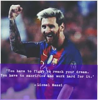Lionel Messi quotes
