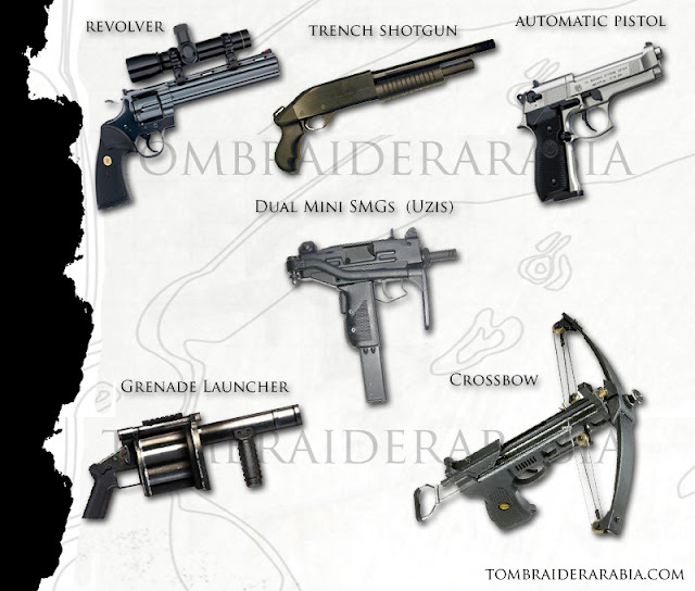 Tomb Raider Arabia تومب رايدر بالعربي: Tomb Raider Last